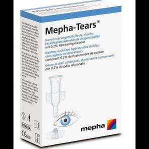 Mepha-Tears Monodoses (20 pièces)