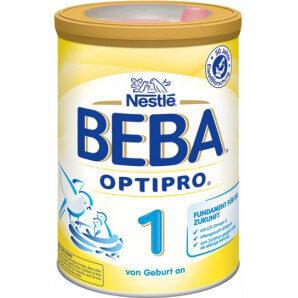Nestle - Beba Optipro 1 ab Geburt (800g)
