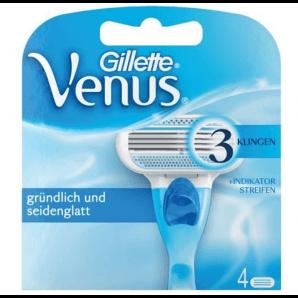 Gillette Venus Ersatzklingen (4 Stk)