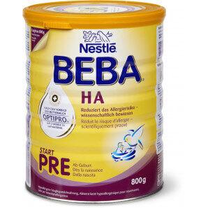Nestle - Beba Optipro HA 1 nach Geburt (800g)