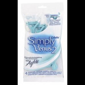 Gillette Simply Venus (4 Stk)
