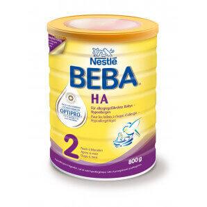Nestle - Beba Optipro HA 2 nach 6 Monaten (800g)