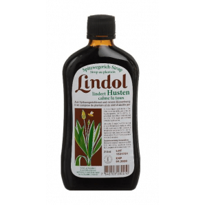 morga Lindol du sirop de plantain (210 ml)