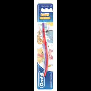 Oral-B manual toothbrush baby 0-2 years