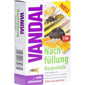 VANDAL wasp trap refill (5 pieces)