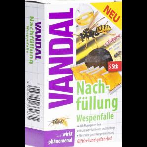 VANDAL Wespenfalle Nachfüller (5 Stk)