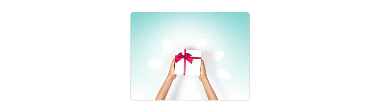 Geschenke kaufen   Kanela